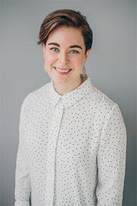 Johanna Unger – Marknadskommunikatör på QBIS