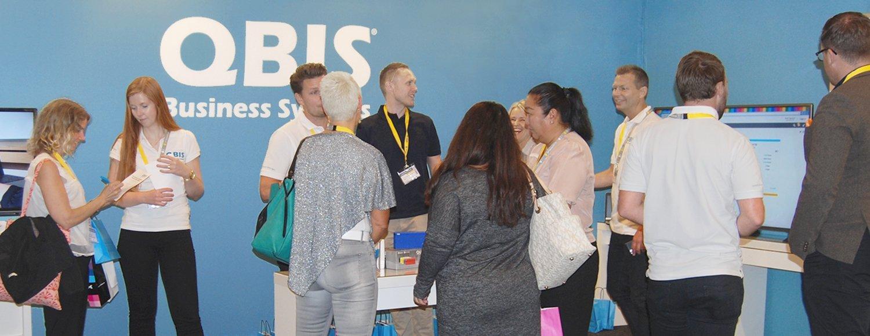 QBIS ställer ut på Ekonomi & Företag 2018