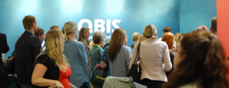 QBIS ställer ut på Regnskab Danmark