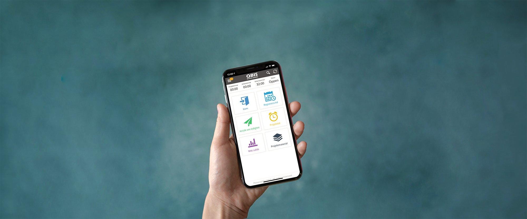 Lansering: Nytt mobilt gränssnitt