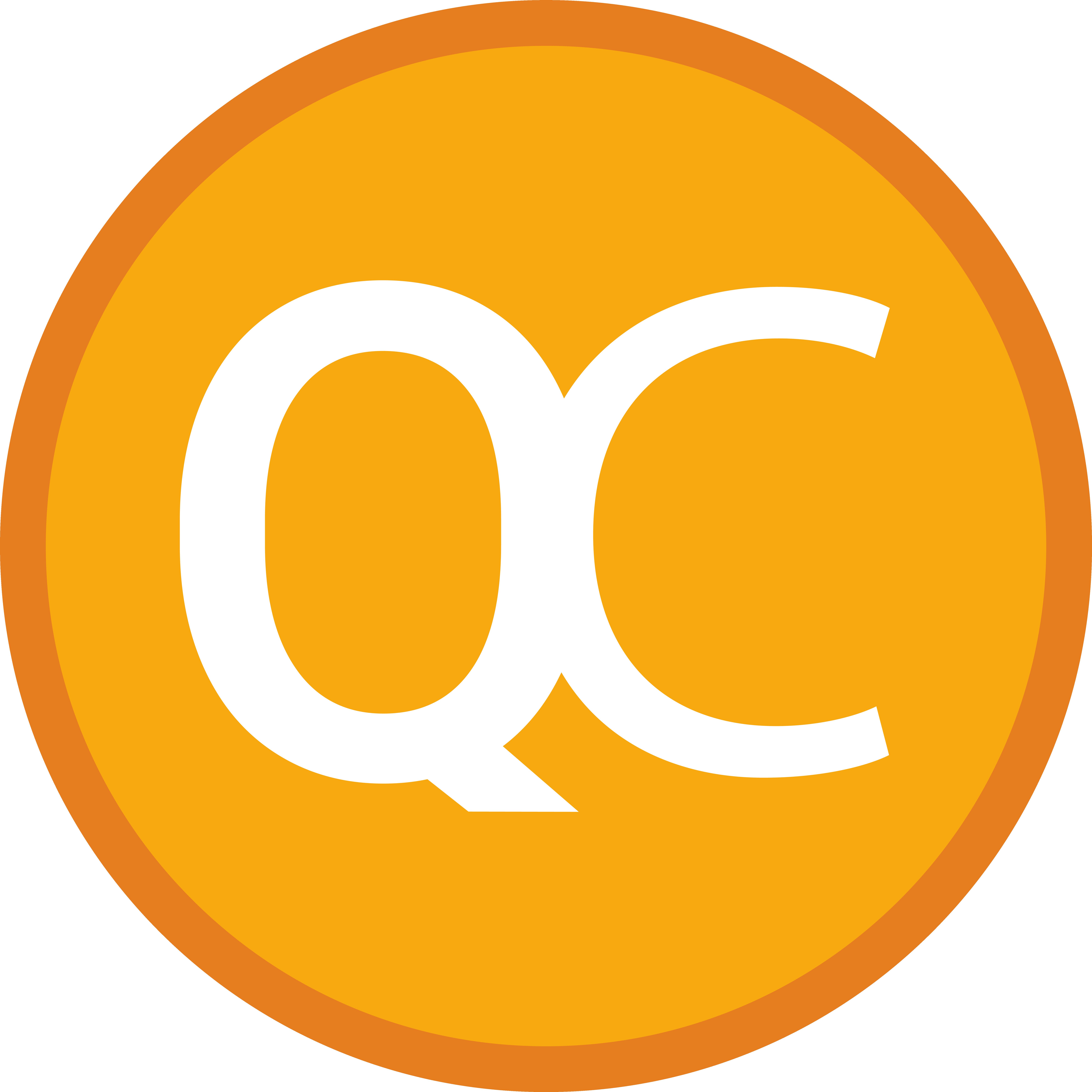 Logotyp för QC-modellen