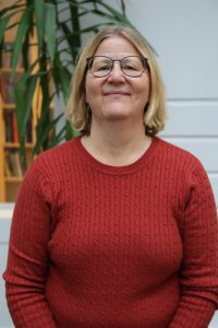 Kristin Nilsson Redovisningschef RFSL