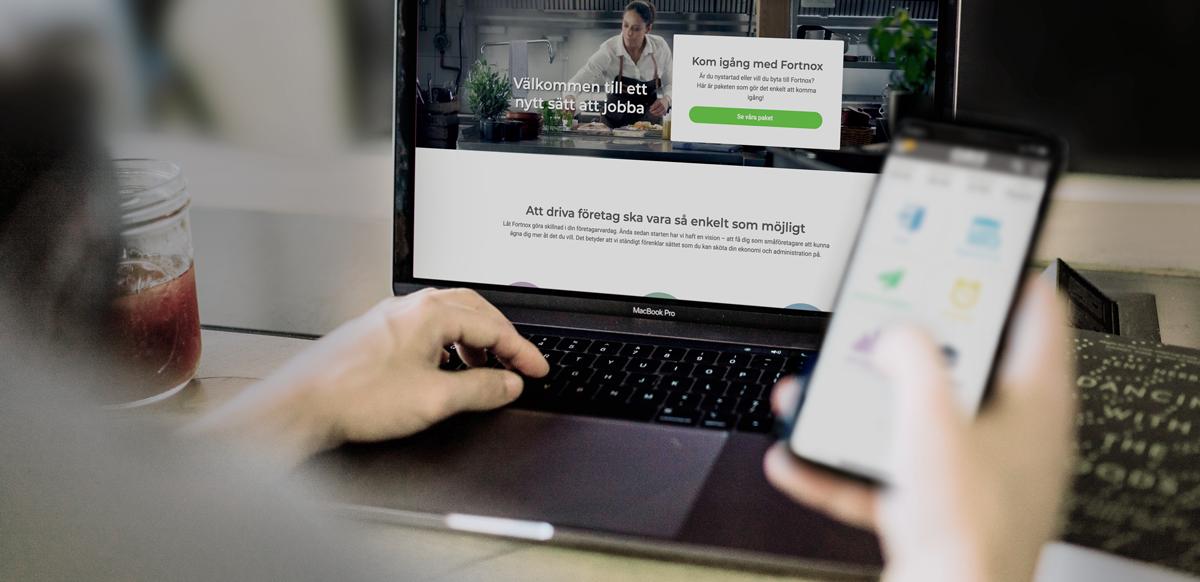 Automatisk överföring av fakturaspecifikation med Fortnox – Guide: så lägger du till den nya integrationen