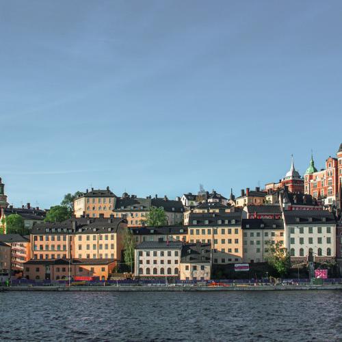 stockholm sverige semester sommar